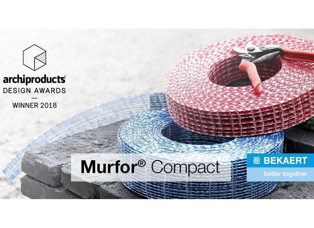 Murfor Compact Archiproducts Tasarım Ödülü Kazandı