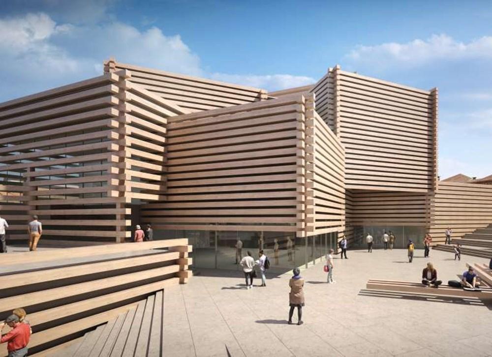 Odunpazarı Modern Müze Haziran'da Eskişehir'de Açılıyor