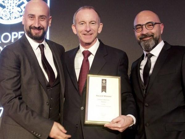 Yağmurproje European Property Awards 'Leisure Interior For Turkey' kategorisinde birincilik ödülü kazandı.