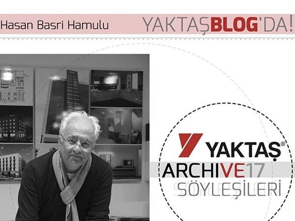 Yaktaş Archive Söyleşilerinde Nisan Ayı: Pimodek Mimari Tasarım
