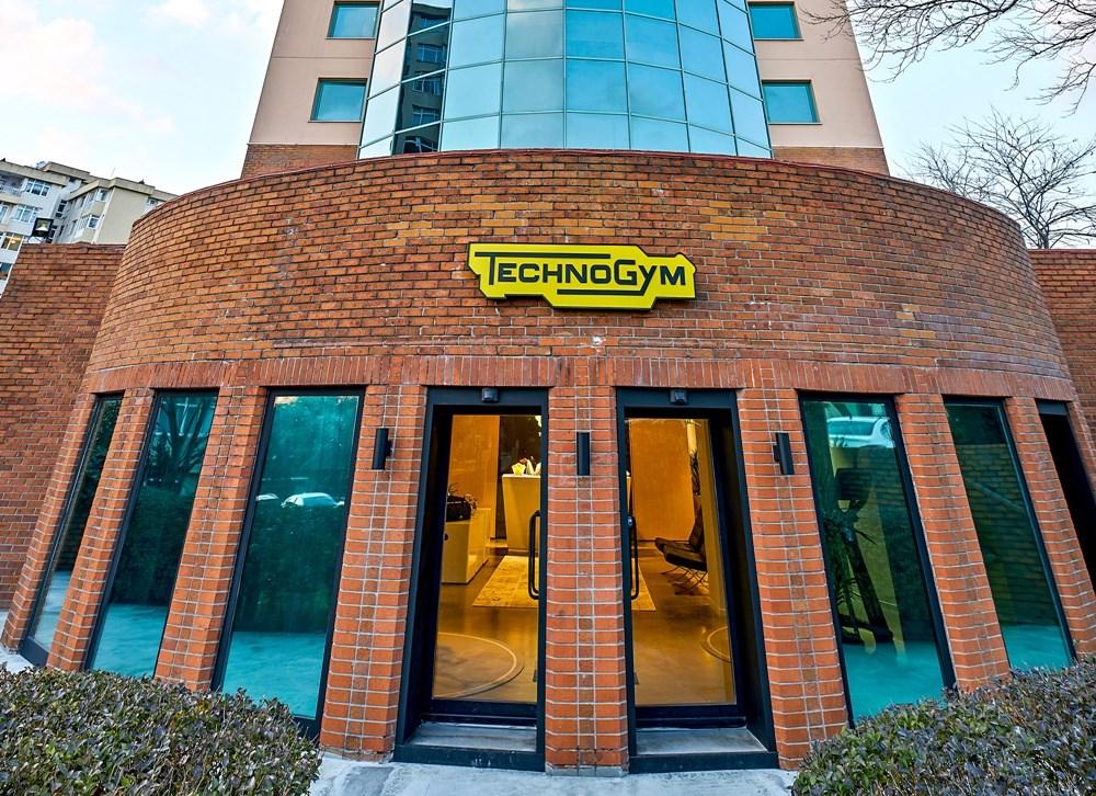 Technogym Experience Center Etiler'de Açıldı