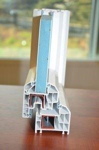 PVC Kapı ve Pencere İçin Destek Sacı Profilleri