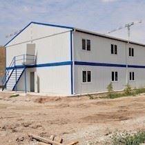 Çelik Konstrüksiyon Yapı Sistemleri ve Prefabrik Yapılar