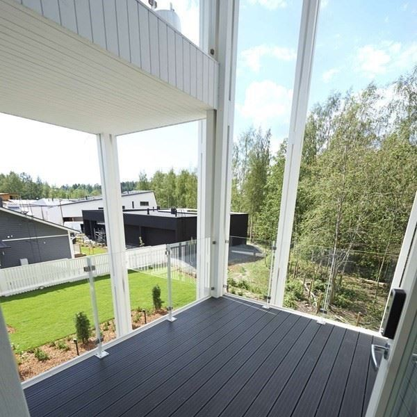 Thermo Wooden Composite Decking