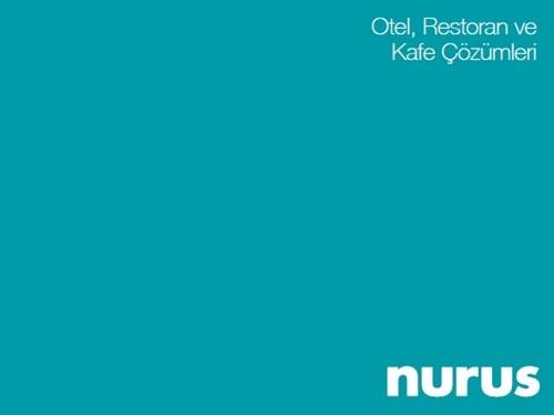 Nurus Otel, Restoran ve Kafe Çözümleri Kataloğu
