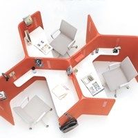 Office Panel System | Isola - 0