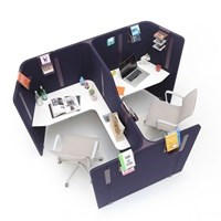 Office Panel System | Isola - 1