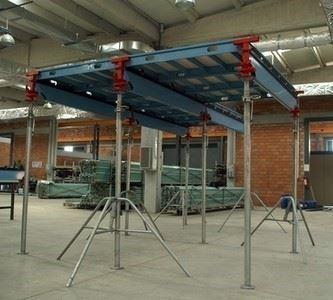 Alüminyum Döşeme Pano Sistemi/MESA DECK