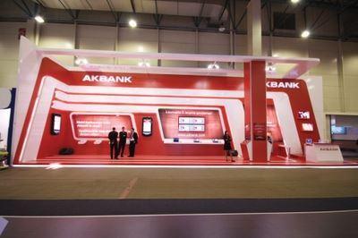 Stand, Mobilya, Tasarım, Üretim ve Montaj Hizmetleri - 0