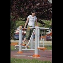 Açık Alan Spor ve Fitnes Aletleri, Açık ve Kapalı Spor Alanı Yer Kaplaması