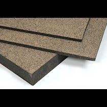 Sound & Thermal Insulation with Rubber Cork and Cork Sheets & Rolls