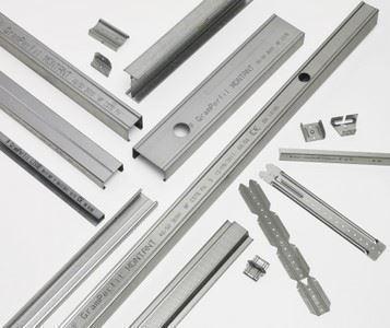 Alçı Levha Profilleri ve Metal Tamamlayıcı Parçalar