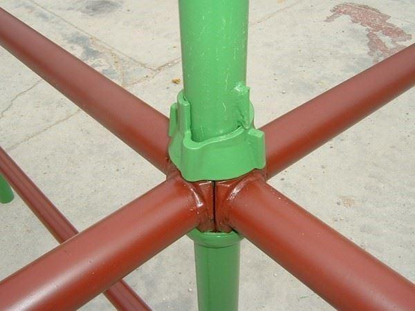 Cup-Lock Fincanlı İskele Sistemi