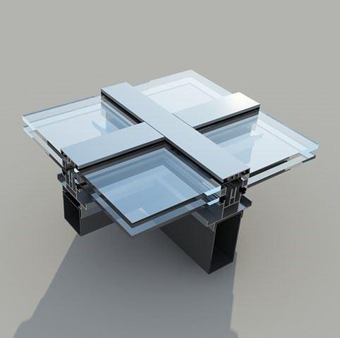Alüminyum Pencere, Kapı ve Giydirme Cephe Sistemleri/SK 50