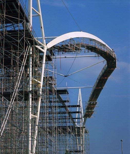Flanşlı İskele Sistemleri/Layher Allround®
