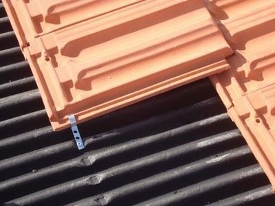Undertile Waterproofing Sheet with Special Profiles for Various Roofing Tiles