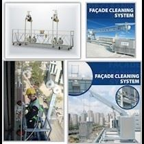 Elektrikli Asma İskele ve Dış Cephe Temizlik Sistemi