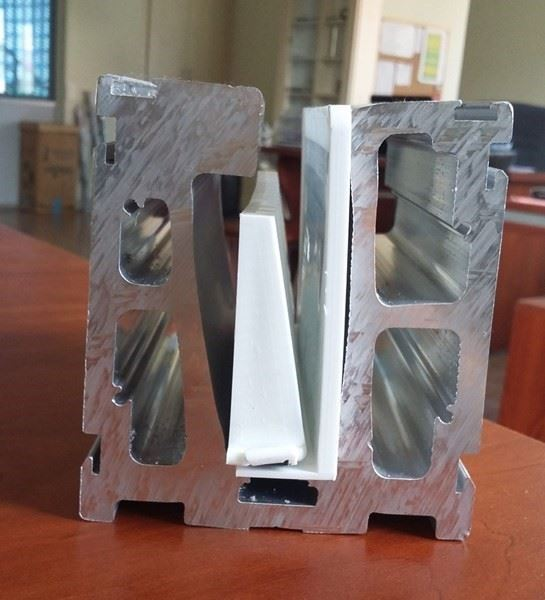 Alüminyum Korkuluk Sistemi/C001-C002