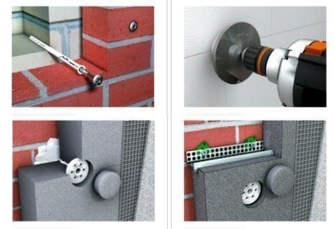 Çelik Çivili ve Plastik Çivili Çakma Dübel/TID-HaWK