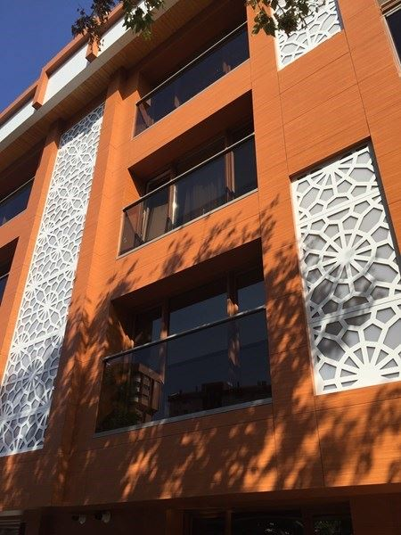 Exterior Decorative Panels - 0