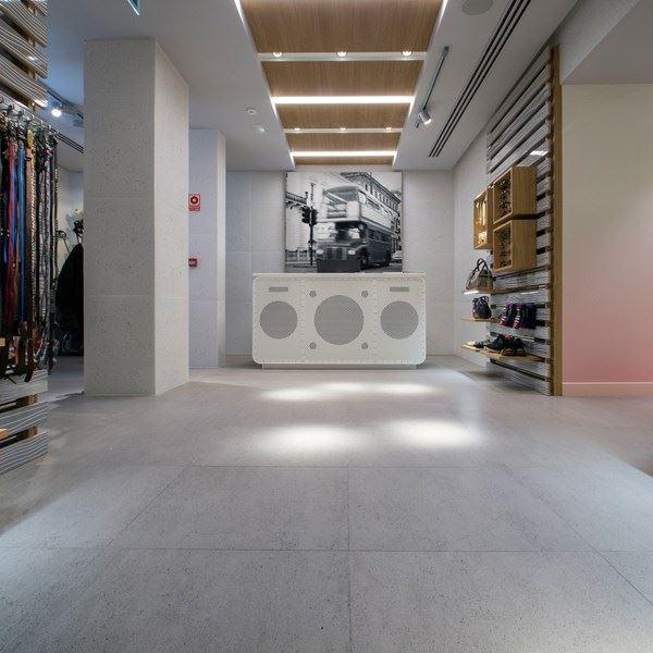 Quartz Based Composite Stone Floor Covering - 7