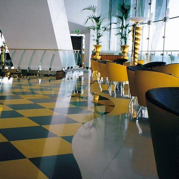 Quartz Based Composite Stone Floor Covering - 9