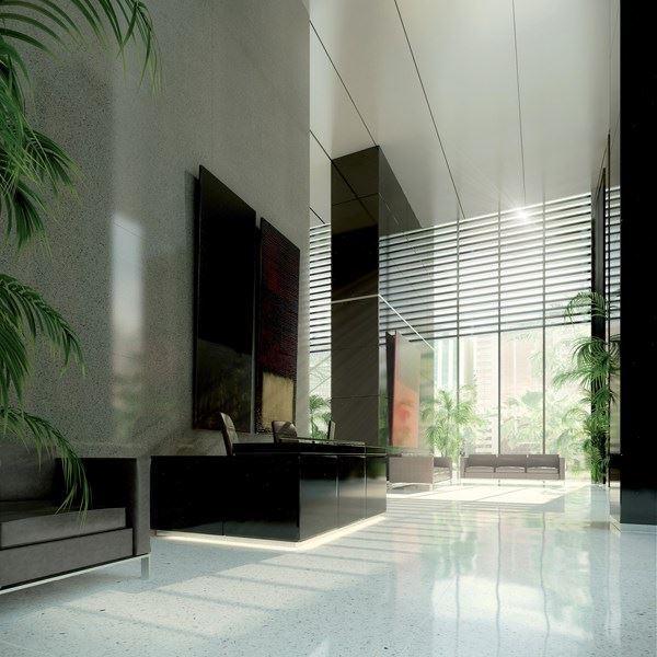 Quartz Based Composite Stone Floor Covering - 10