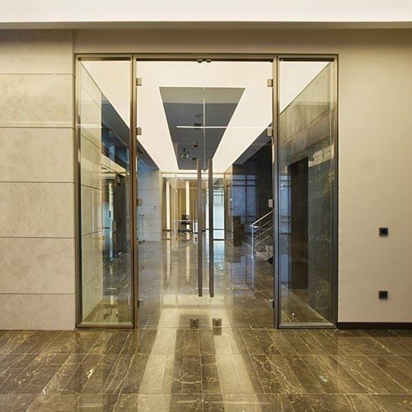Alüminyum Ayarlı Kapı Sistemleri/Arcos