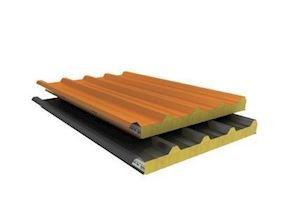 Sandviç Panel Çatı ve Cephe Kaplamaları