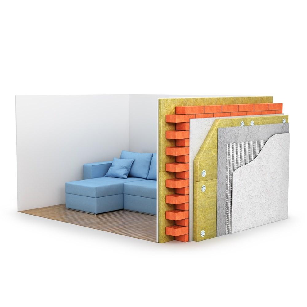 Heat Insulation System | EIFS Perma System