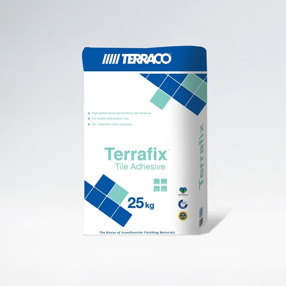 Tile Adhesive   Terrafix - 0