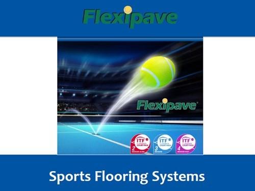 Flexipave Spor Zemin Sistemleri Kataloğu