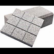 Granit Yer Kaplaması/Bergama Gri Granit