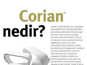 DuPont™ Corian® Ürün Broşürü