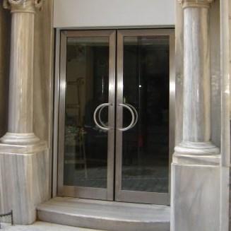Paslanmaz Çelik ve Çelik Profiller ile Kapılar ve Cepheler - 8