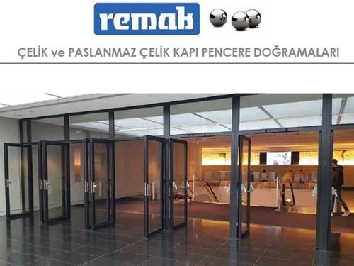 Remak Steel and Stainless Steel Door and Windows