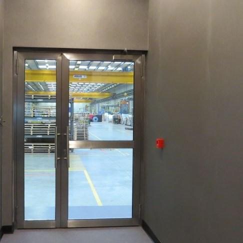 Paslanmaz Çelik ve Çelik Profiller ile Kapılar ve Cepheler - 6