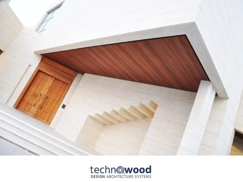 Technowood CTP Siding 16cm