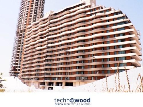 Technowood Alu Siding 10cm