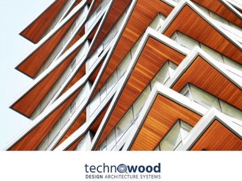 Technowood Alu Siding 15/20cm