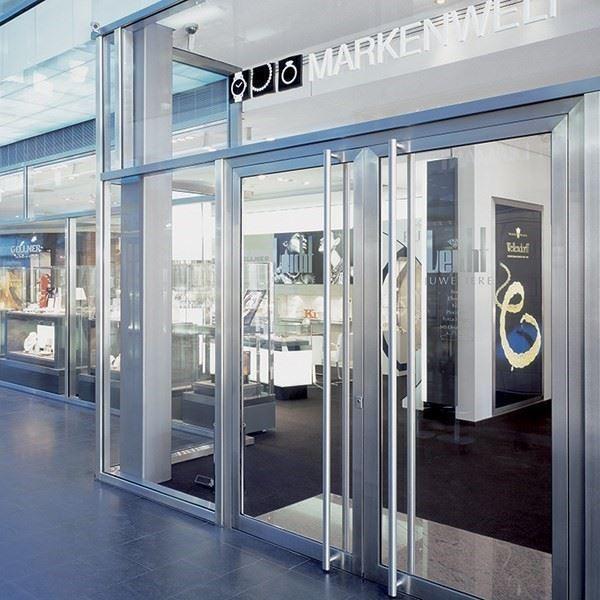 Paslanmaz Çelik Kapı Sistemleri/Jansen-Economy 50