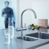 Water Filter Kitchen Faucet/Blue®UltraSafe Pure