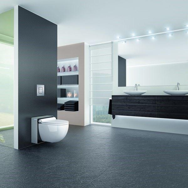 Toilet/SENSIA® IGS
