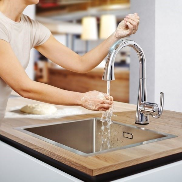 Kitchen Faucet/Zedra Touch