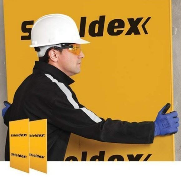 Dış Cephe Alçı Plaka/SHIELDEX