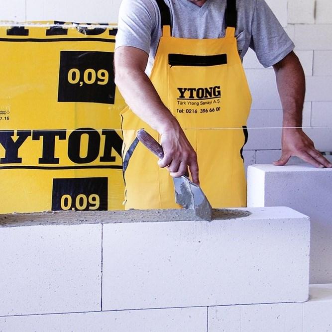Ytong Duvar Blokları - 2