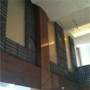 Alçı Desen Duvar Kaplama-Yapıştırma-Konstrüksiyon