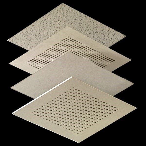 Alçı ve Akustik Alçı Asma Tavan Sistemleri