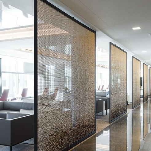 Space Dividers and Separators   KriskaDECOR Collection - 13