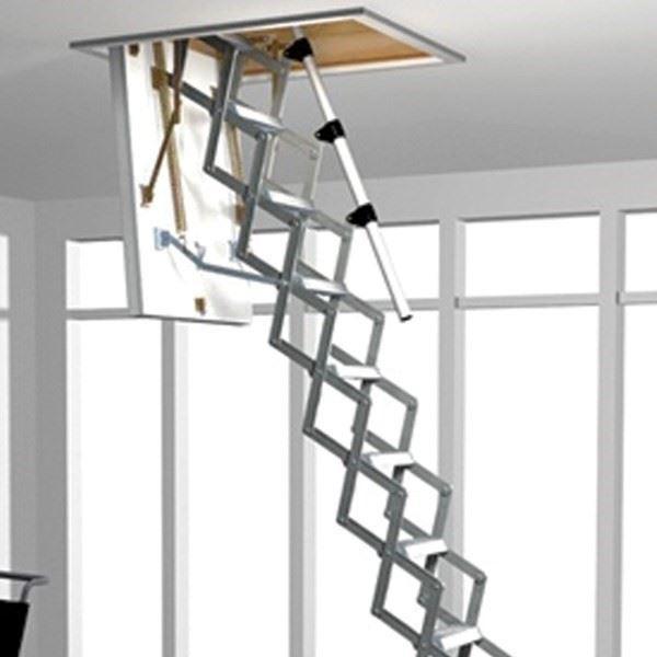 Çatı Çıkış Merdivenleri